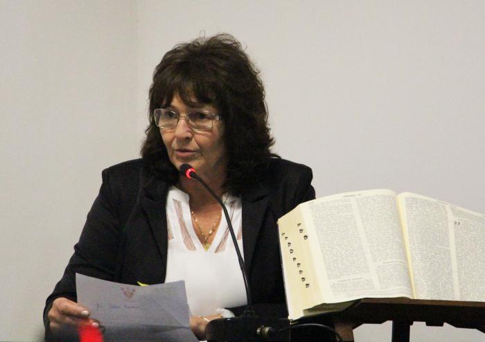 Helena Herrmann salientou que se trata de uma conquista de toda a comunidade santa-clarense